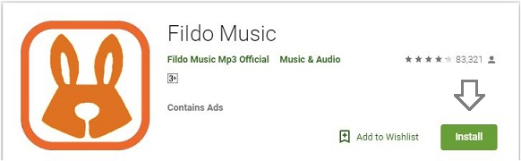 Fildo Music App Download
