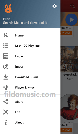 Fildo Music App Download for Android iOS